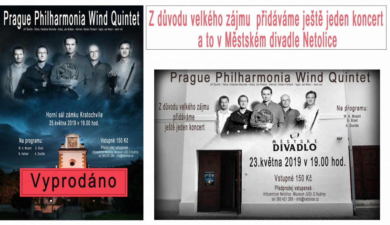 Prague Philharmonia Wind Quintet 1